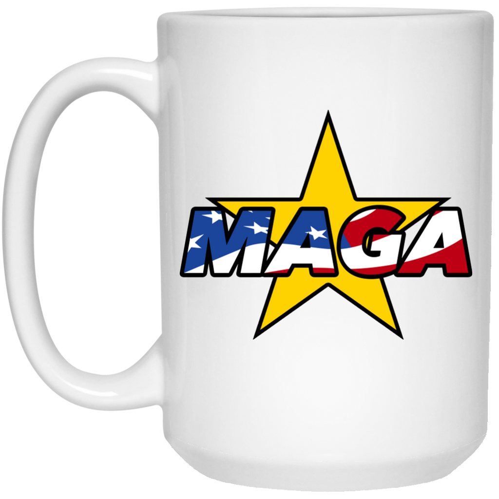 MAGA USA 15oz. Mug