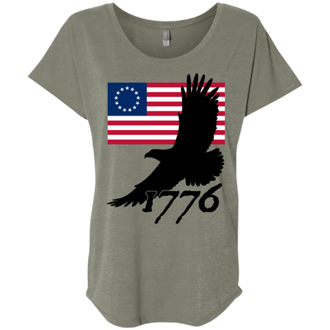 1776 (Relaxed) Ladies' T-shirt