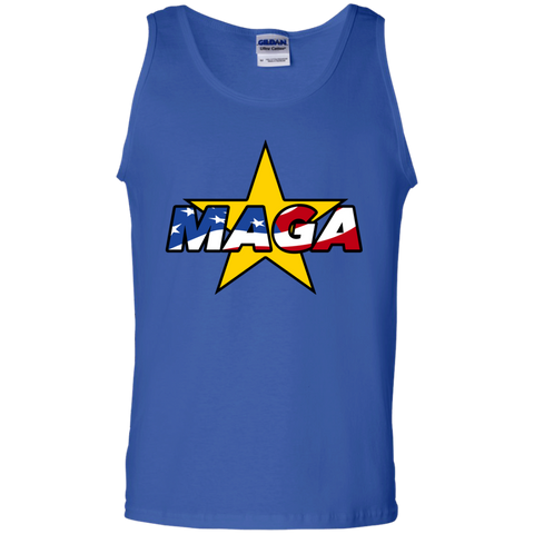 MAGA USA Men's Tank