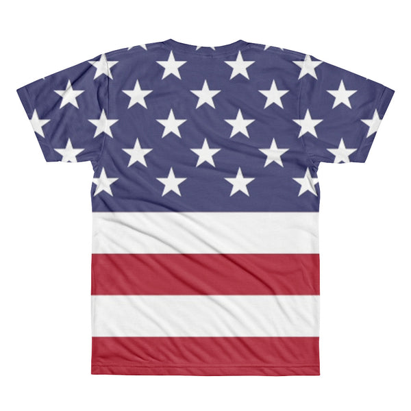 Stars and Stripes Logo Tee Men's (Unisex) T-shirts