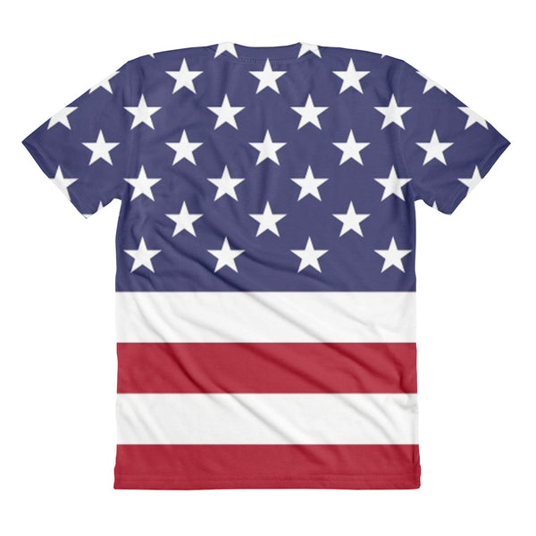 Stars and Stripes Ladies' T-shirt