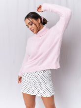 Blow Your Mind Knit - Pink