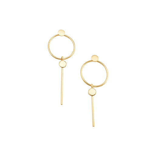 JOLIE & DEEN Miranda Earrings