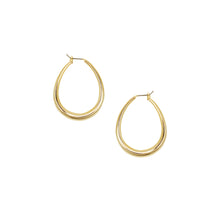 JOLIE & DEEN Lauren Hoop Earrings