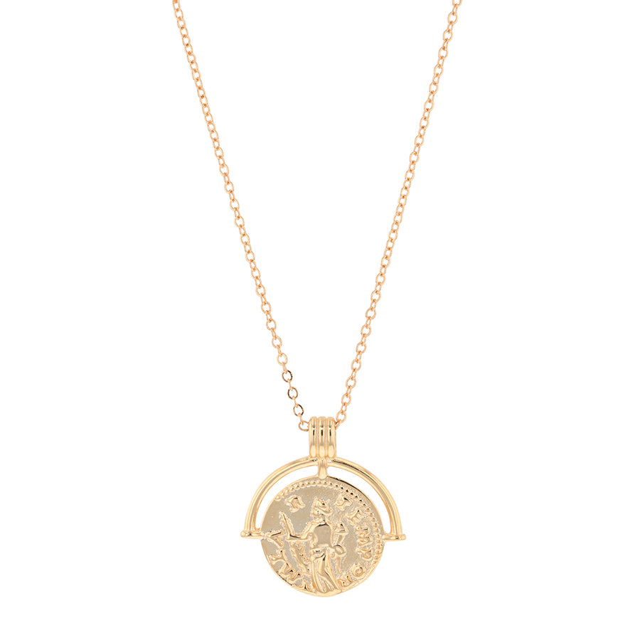 JOLIE & DEEN Alex Coin Necklace