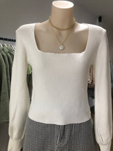 Sadie Knitted Top