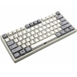 Plum NiZ Bluetooth/Wire Dual Modes Electrostatic Capacitive Keyboard (Named Anda)