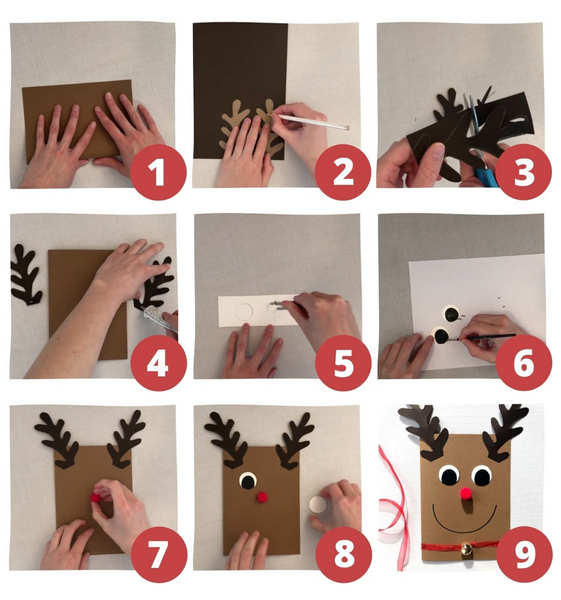 rudolf instruction