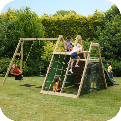 Climbing Pyramid Play Centre by Plum Play