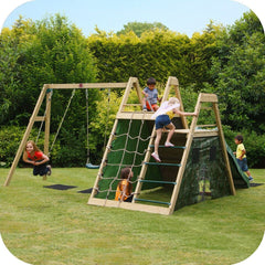 Climbing Pyramid Play Centre by Plum