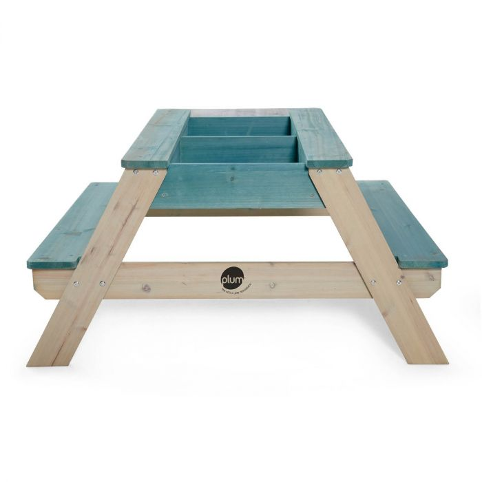Surfside Sand and Water Table - Teal by Plum Play