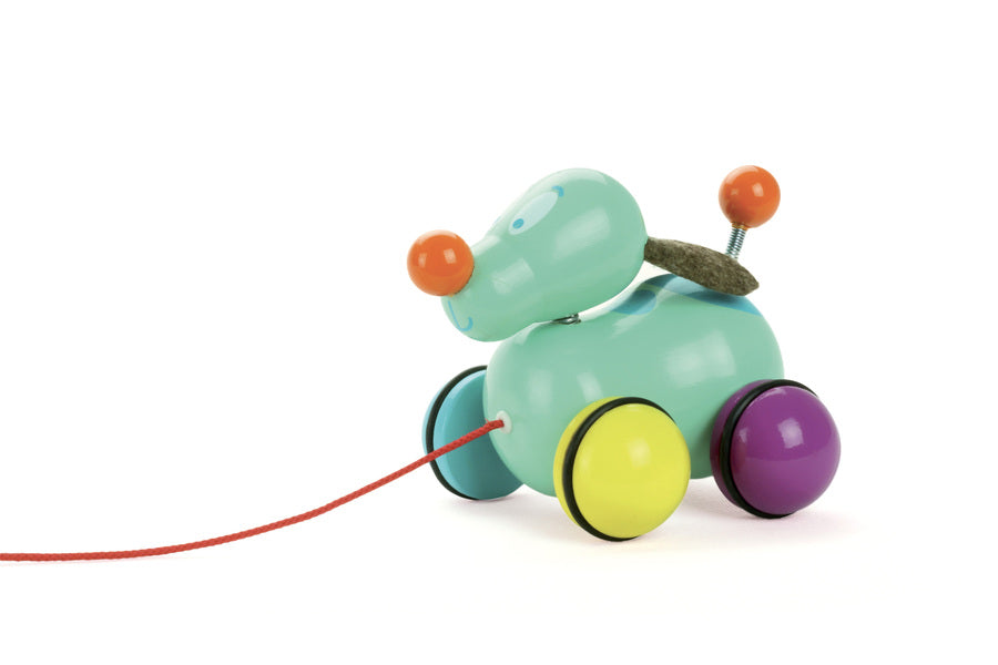 Fripouille The Dog Pull Toy - Roleplay - Vilac - kidstoyswarehouse