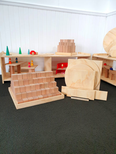 Building Blocks and Building Platforms