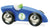 Vilac Large Competition Car - Blue