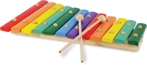 Giant Xylophone 12 Tones by Vilac - Musical Toys - Vilac - kidstoyswarehouse