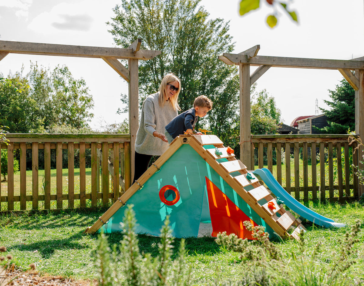 My First Wooden Play Centre by PlumPlay