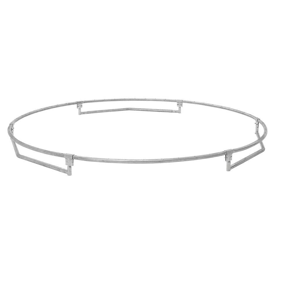 Circular In-Ground Trampoline 8ft