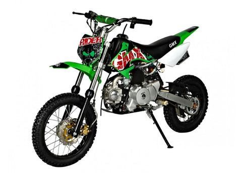 Image of Gmx Rider 70cc Dirt Bike