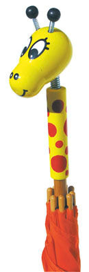 Giraffe Umbrella by Vilac - Umbrellas - Vilac - kidstoyswarehouse