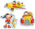 Noddy 3 X 5 Piece Wooden Puzzle by vilac