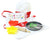 Cafe Learning Set with Accessories - Kitchens & Accessories - Vilac - kidstoyswarehouse