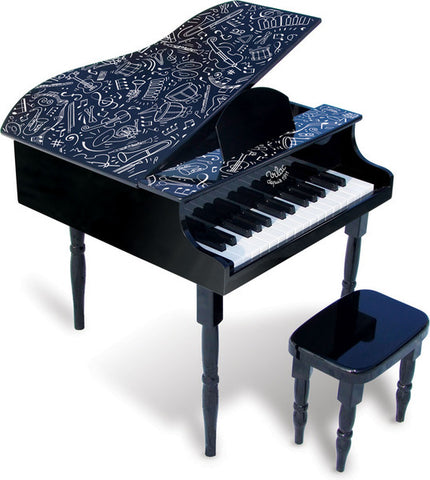 Grand Piano and Stool by Vilac - Musical Toys - Vilac - kidstoyswarehouse
