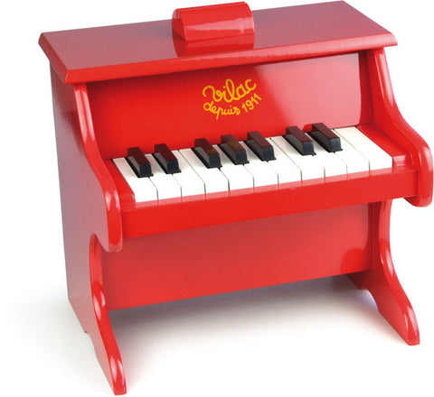 Red Piano by Vilac