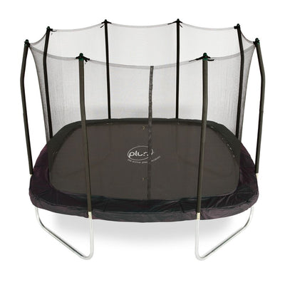 Square Spring Safe Trampoline 11ft