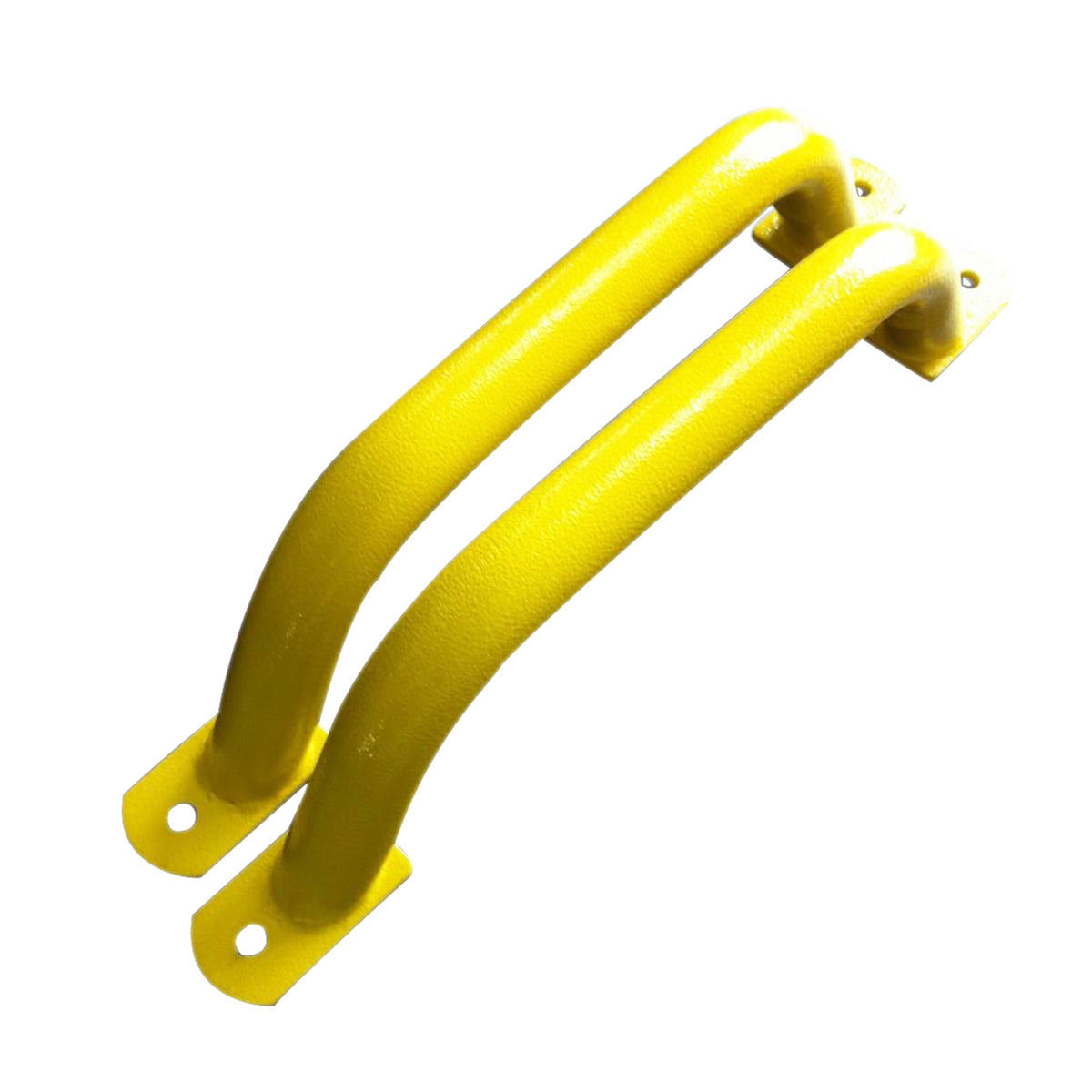 Lifespan Kids Metal Handle Pair 330mm - Yellow