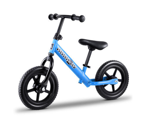 "Kids Balance Bike 12"" Blue"