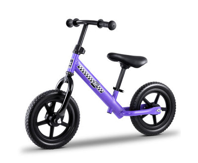 "Kids Balance Bike 12"" Purple"