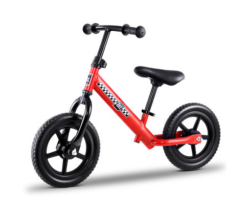 "Kids Balance Bike 12"" Red"