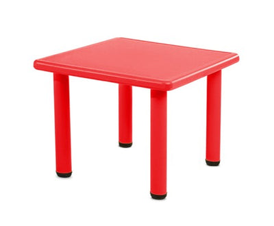 Kids Table Study Desk - Red by Keezi