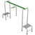 Lifespan Kids Junior Jungle Flying Fox Module