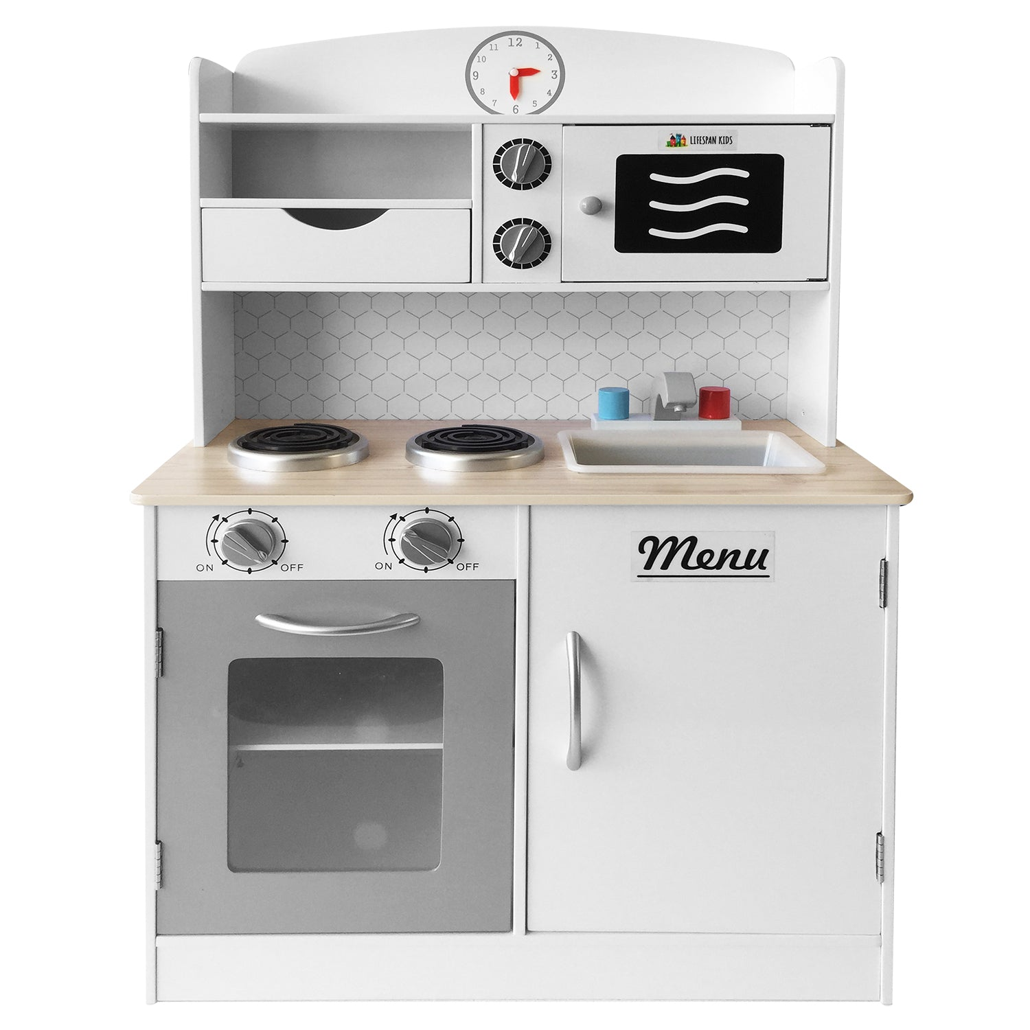 Lifespan Kids Aldente Play Kitchen