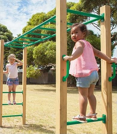 Lifespan Kids Amazon 3.0m Monkey Bar Set