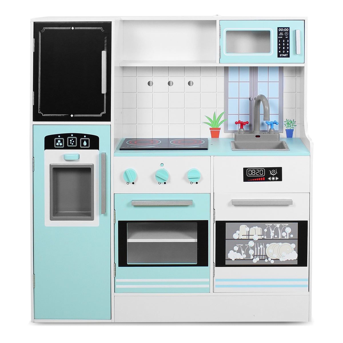 Lifespan Kids Bona Appetit Aqua Interactive Play Kitchen