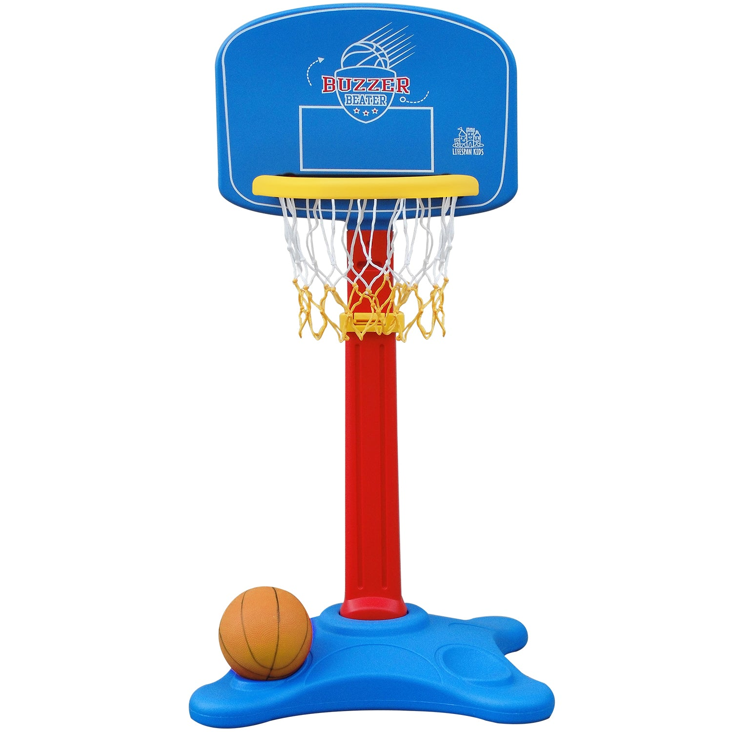 Lifespan Kids Buzzer Beater Basketball Ring