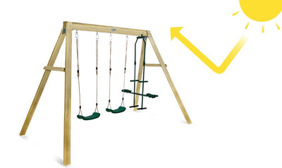 Lifespan Kids Forde 2 Double Swing & Glider