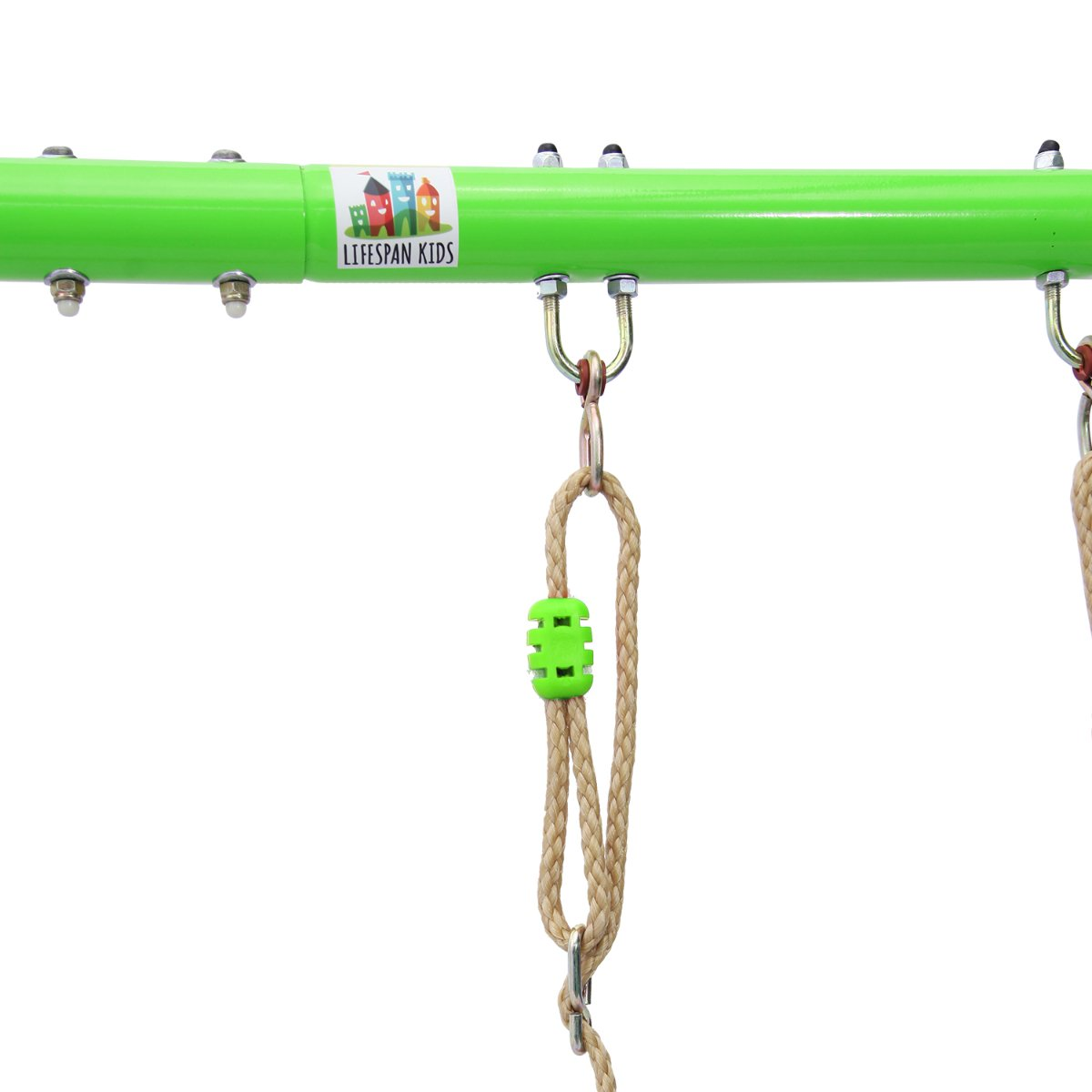 Lifespan Kids Hurley 2 Metal Swingset