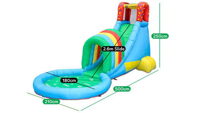 Lifespan Kids Oasis Slide & Splash
