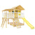 Lifespan Kids Warrigal Cubby House with Pergola (Yellow Slide)
