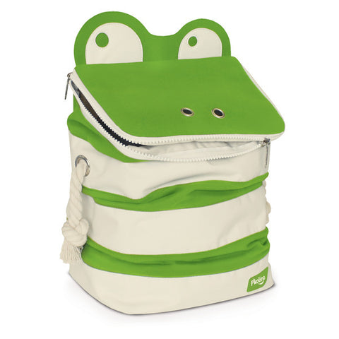 Mess Eaters: Monster Storage Bins - Green
