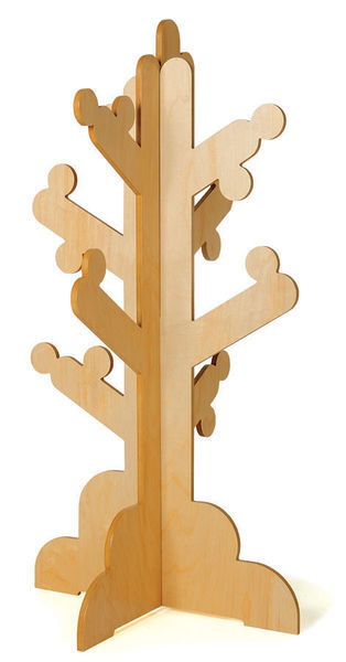 P'kolino Little Ones Clothes Tree - Natural