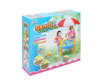 Kids Umbrella & Table Set 26 Piece by Keezi