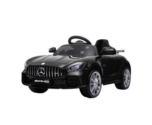 Kid's Ride on Mercedes-AMG GT R ?_??__?_??_?_????_? Black