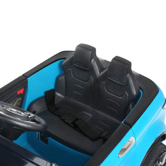 Kid's Electric Ride on Car Range Rover Evoque Style - Blue