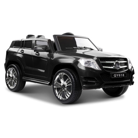 Image of Mercedes Benz ML450 Electric Car Toy - Black