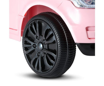 Rigo Kids Ride On Car (Range Rover Replica) - Pink with Free Customized Plate