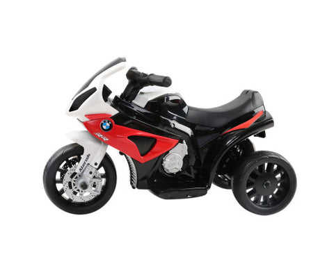 Image of BMW Motorbike Electric Toy - Red - Baby & Kids / Cars - Kids Toys Warehouse - kidstoyswarehouse